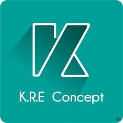 Logo Kre Concept - Kre Design