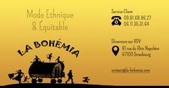 Logo La Bohemia