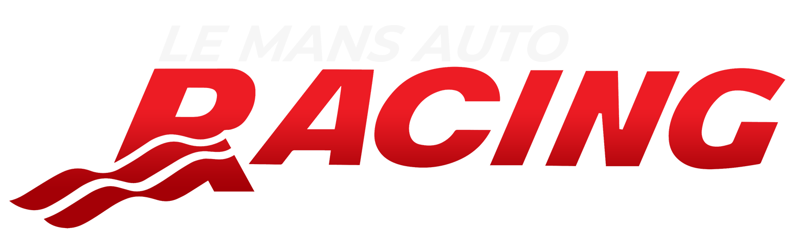 Logo Le Mans Auto Racing
