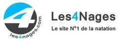 Logo Les 4 Nages
