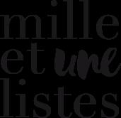 Logo Mille et une Listes