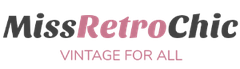 Logo Miss Retro Chic