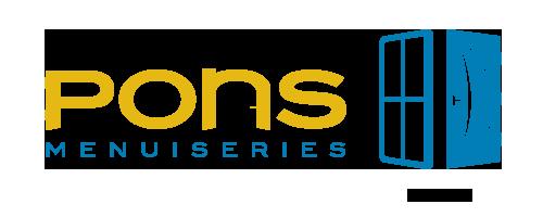 Logo Pons Menuiserie