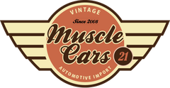 Logo Muscle Cars 21