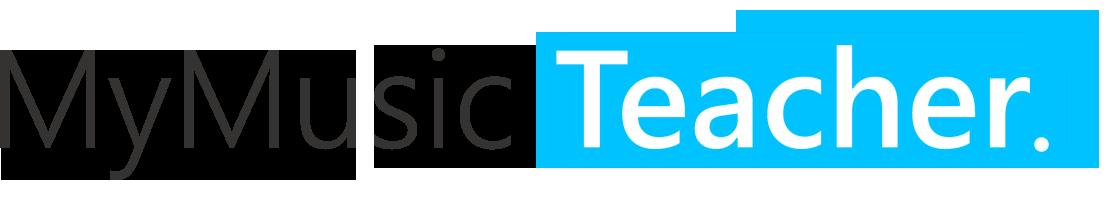 Logo Mymusicteacher