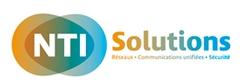 Logo Nti Solutions Idf