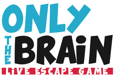 Logo Only The Brain