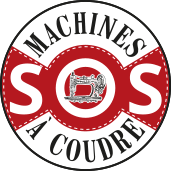 Logo Sos Machines a Coudre