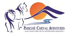 Logo Parigne Cheval Aventures
