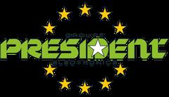 Logo Groupe President Electronics