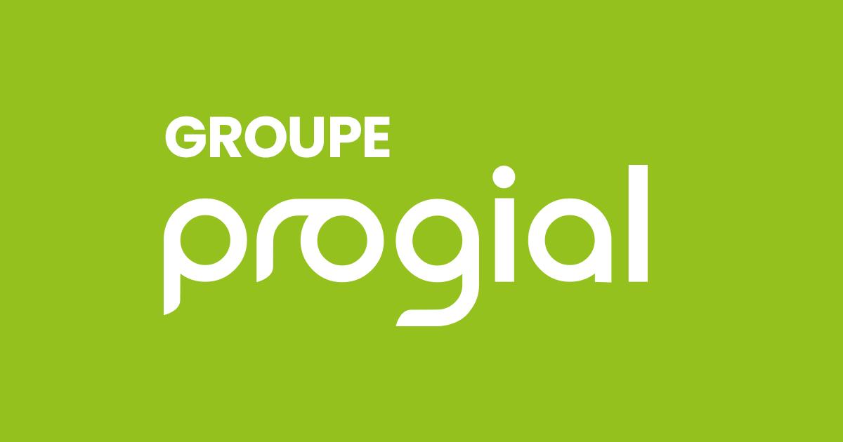 Logo Progial Informatique