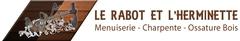 Logo Le Rabot et l'Herminette