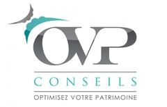 Logo Ovp Conseils, Optimisez Votre Patrimoine