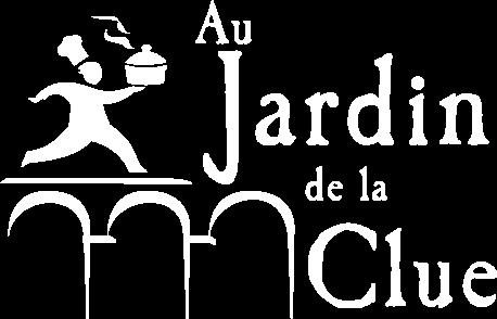 Logo Au Jardin de la Clue