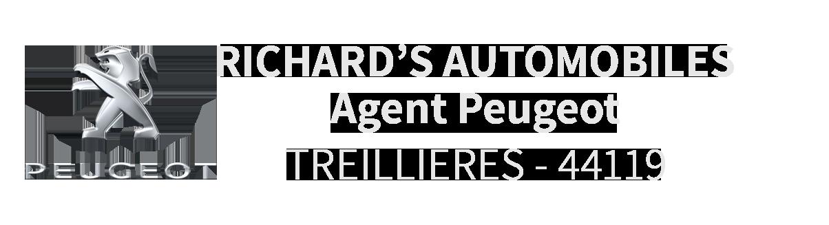 Logo Richard'S Automobiles