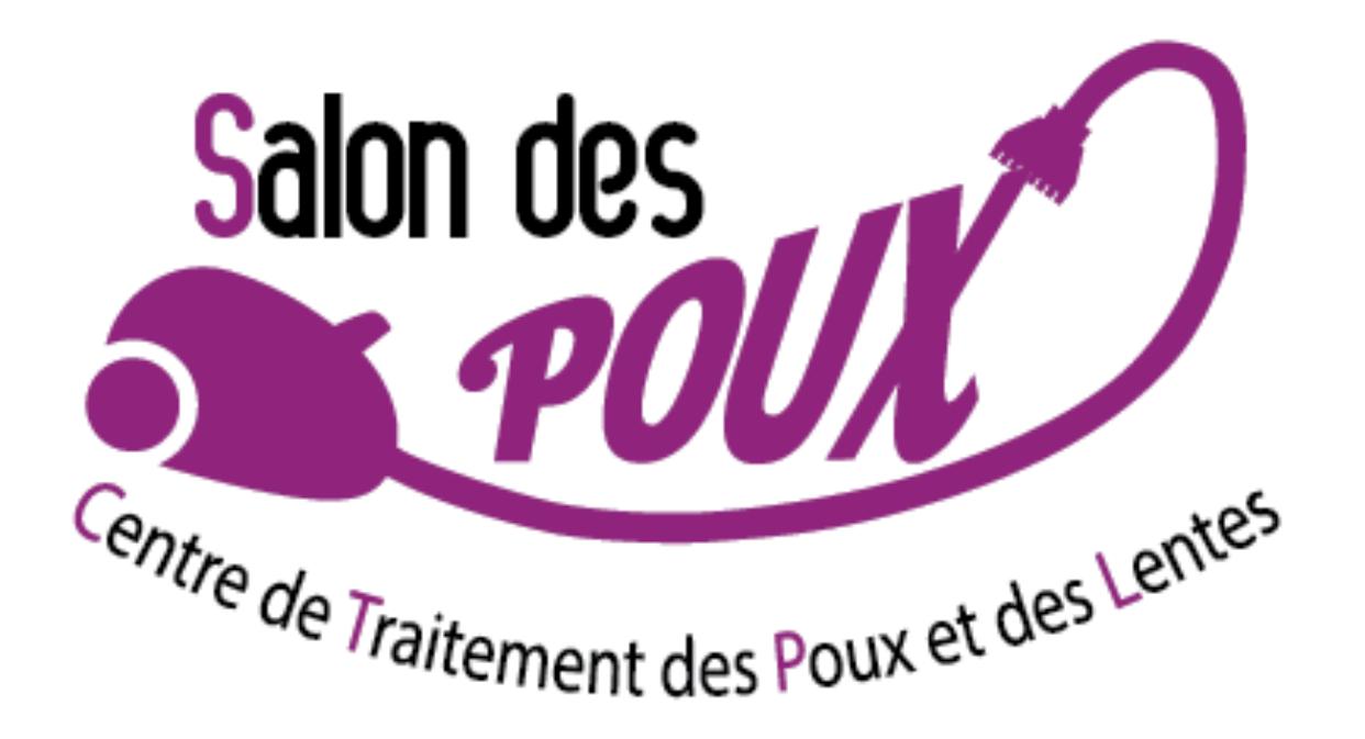 Logo Salon des Poux