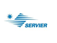 Logo Servier Monde