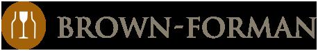 Logo Brown-Forman France