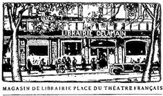 Logo Librairie Delamain