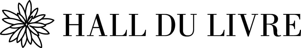 Logo Hall du Livre