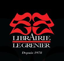 Logo Librairie le Grenier