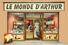 Logo Le Monde d'Arthur