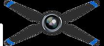 Logo Parall'Axe Drones SAS