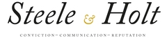 Logo Steele & Holt