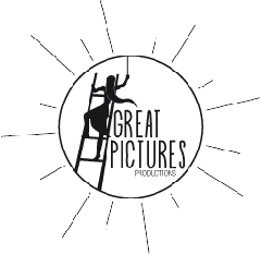 Logo Great Pictures Productions