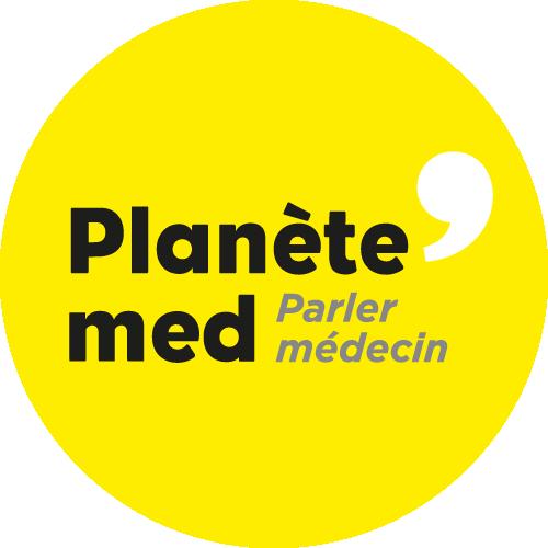 Logo Planete Med