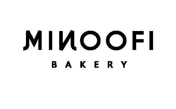Logo Minoofi Bakery