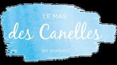 Logo Le Mas des Canelles