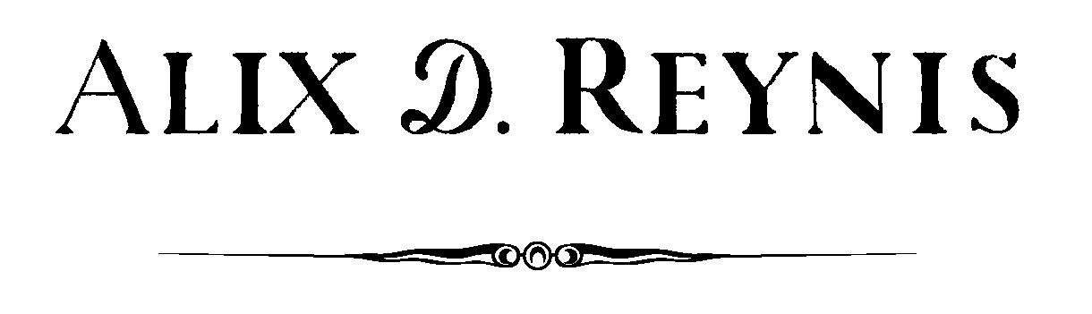 Logo Alix D Reynis