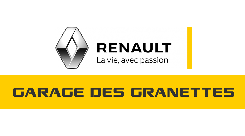 Logo Garage des Granettes a Pinton et Fils