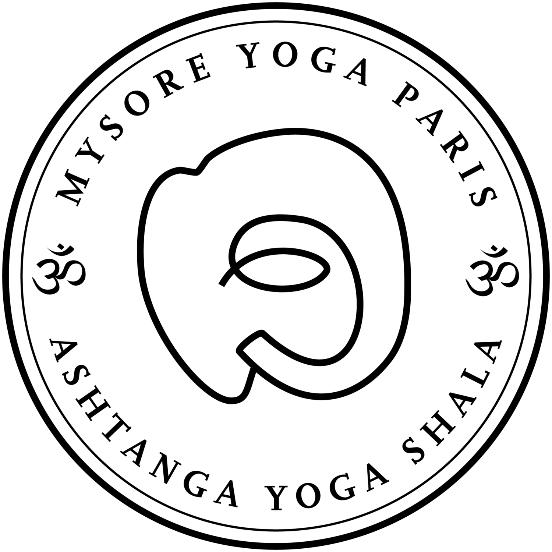 Logo Mysore Yoga Paris