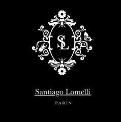 Logo Santiago Lomelli Paris