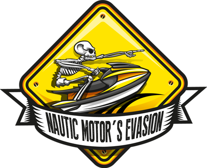 Logo Nautic Motor'S Evasion