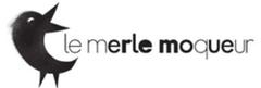 Logo Le Merle Moqueur