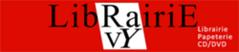 Logo Librairie Ravy