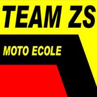 Logo Team Zs Moto Ecole