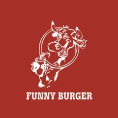 Logo Funny Burger