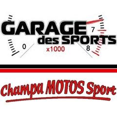 Logo Garage des Sports