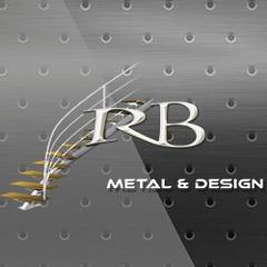 Logo Rb Metal & Design