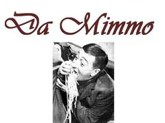 Logo Da Mimmo