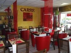 Logo Restaurant Carre Rouge