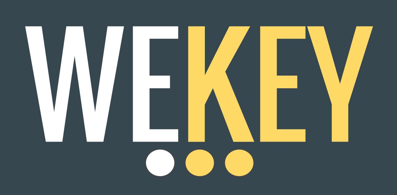 Logo Wekey
