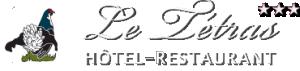 Logo Hotel Restaurant le Tetras