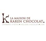 Logo Maison Karen Chocolat - Karen Chocolat