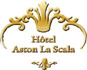 Logo Hotel Aston la Scala