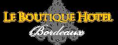 Logo Le Boutique Hotel Bordeaux